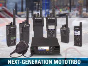 Обновление линеек радиостанций MotoTRBO