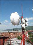 Антенна и передатчики на ОРС-1